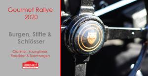2019_Gourmet Rallye_Flyer_Vorderseite